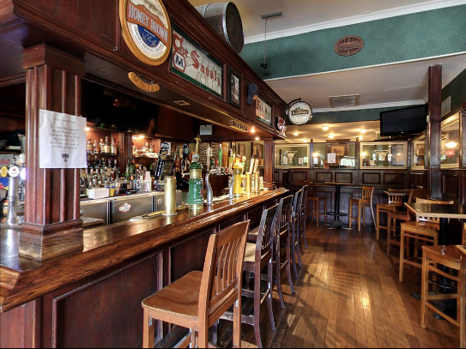 Hamilton hook up bars